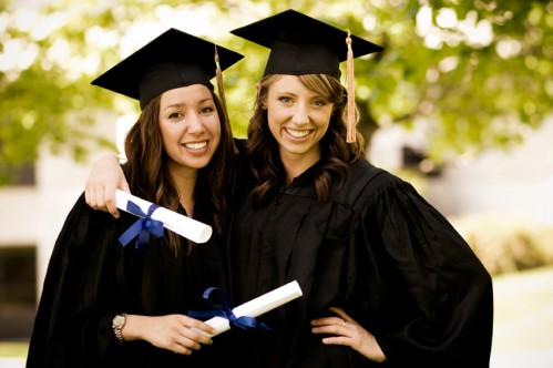 with bleak job market should college students go right to grad school